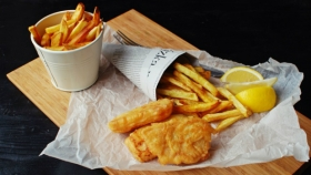 Fish & Chips  Foto: