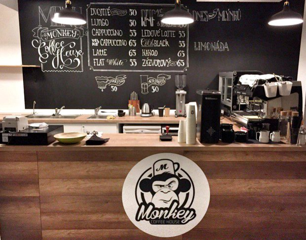Monkey Coffee House Foto: