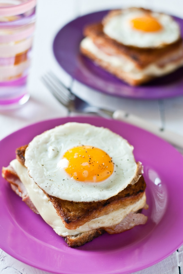 Croque Madame  Foto: Sweet pixel blog